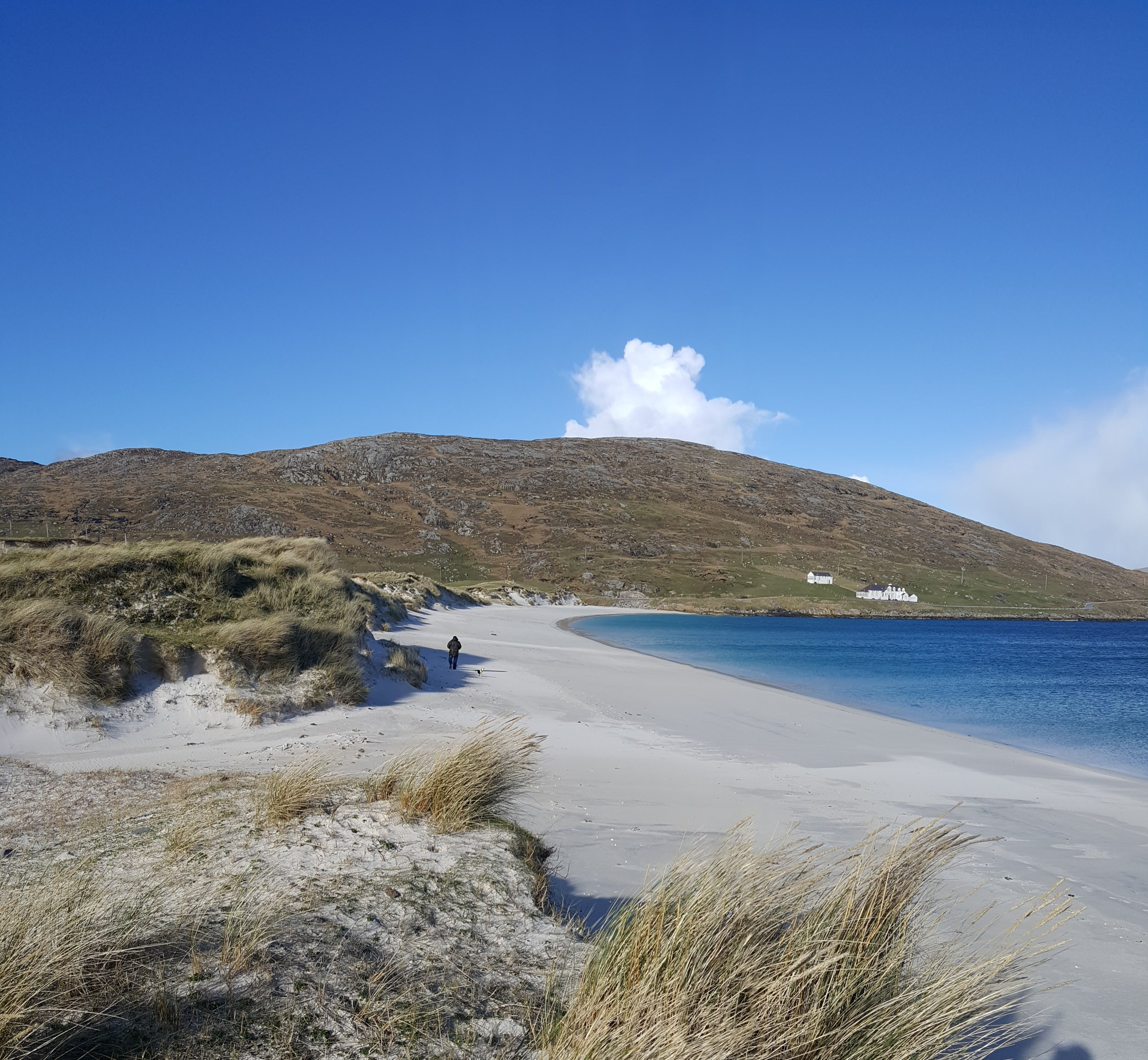 Vatersay Bay in all its splender