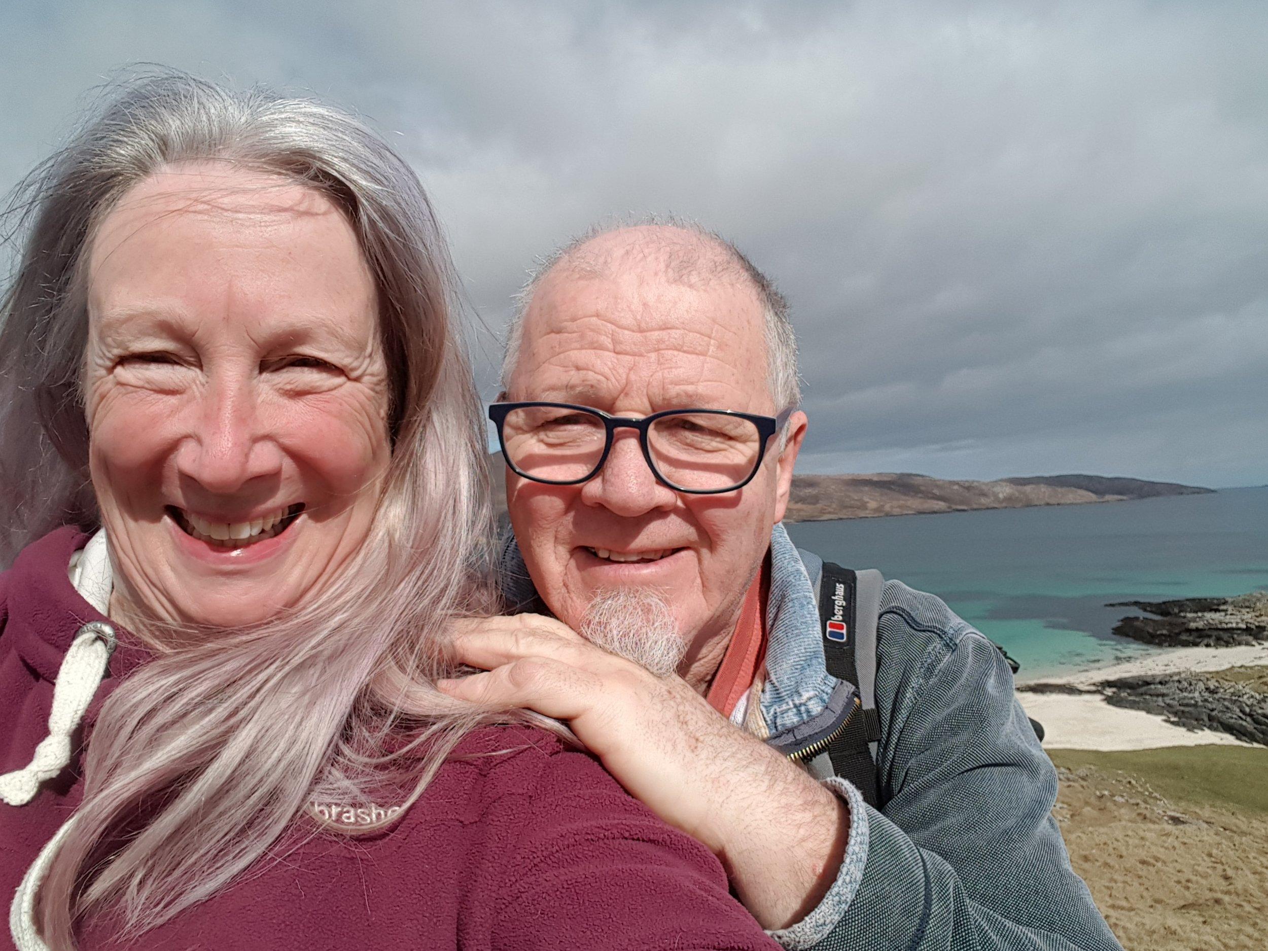 Two Happy Barra folks!!