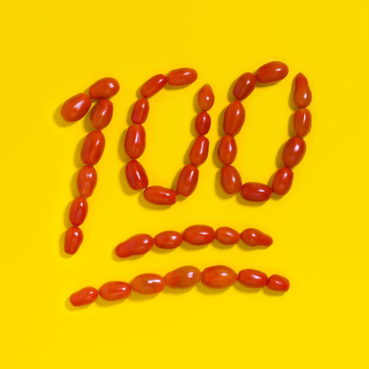 Food Emojis 💯 — Miachel Breton