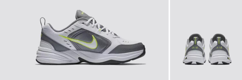 Nike Air Monarch IV, €55,  Nike.com