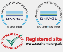 iso certification and registered schemes logos