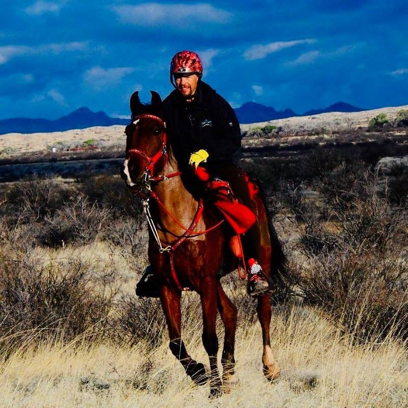 At the Old Pueblo Endurance race in Sonoita, Az with GE Haat Rod.