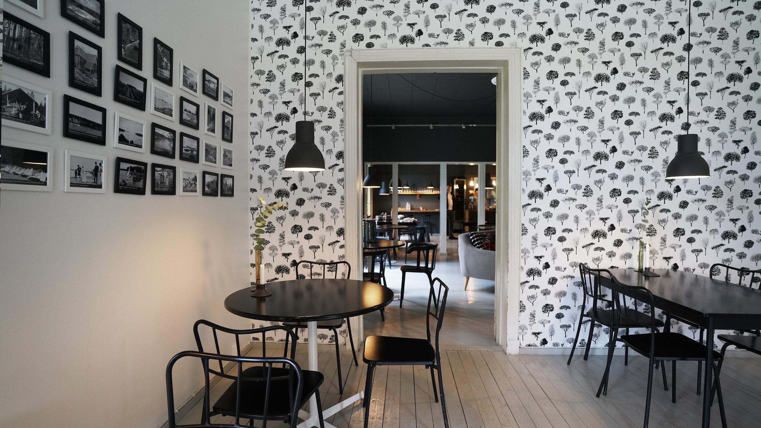 Cafe Monami - Linnapuisto 2