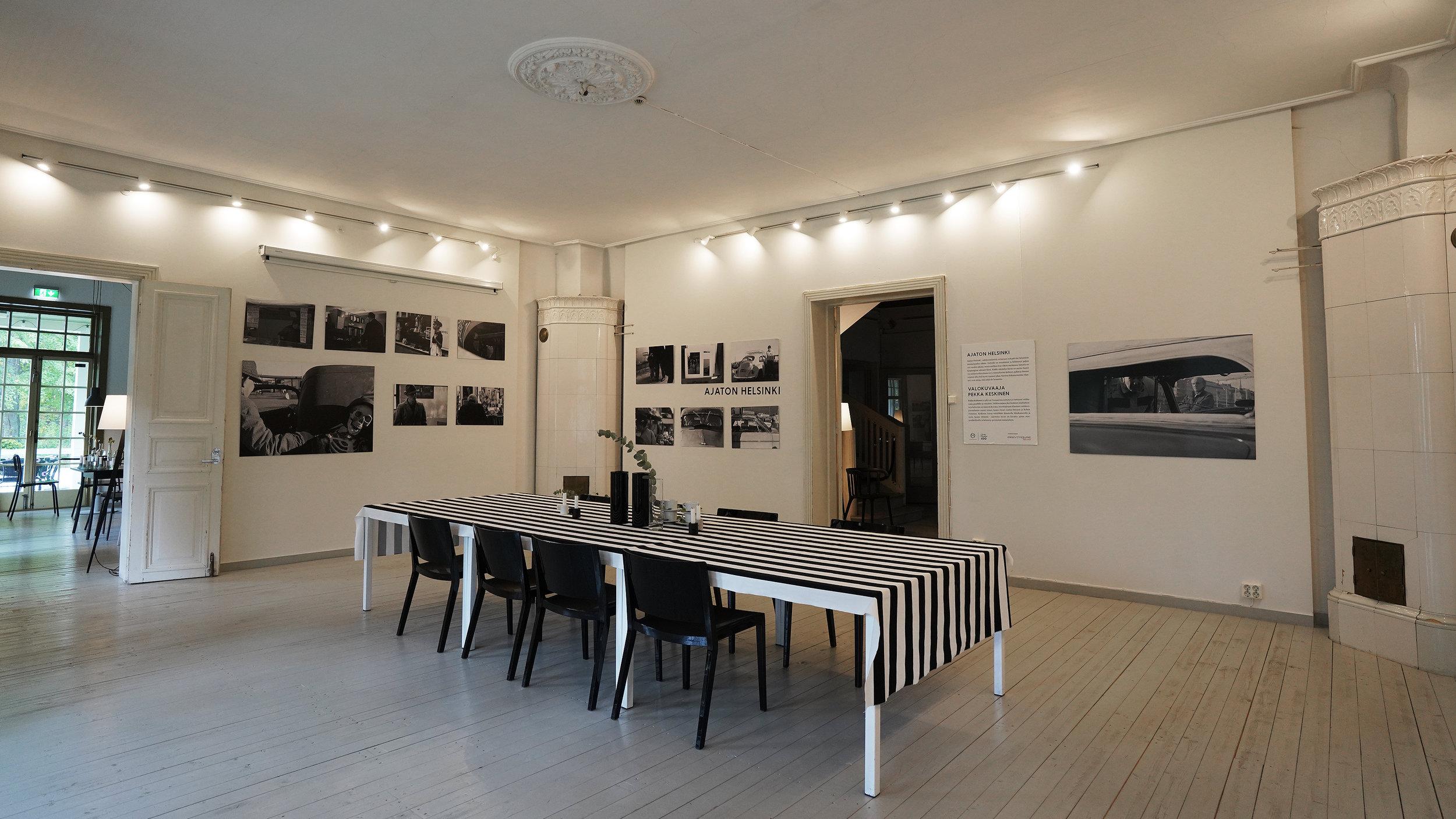 Cafe Monami - Galleria