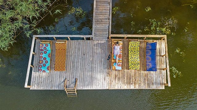 Take time to find quiet #uganda #pearlofafrica #kitengi #relaxation #peaceful #travelphotography #traveling  #africa #yogi #yogagirl
