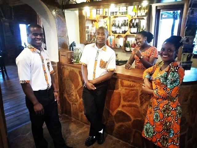 Our wonderful team can't wait to welcome you to Mutanda!