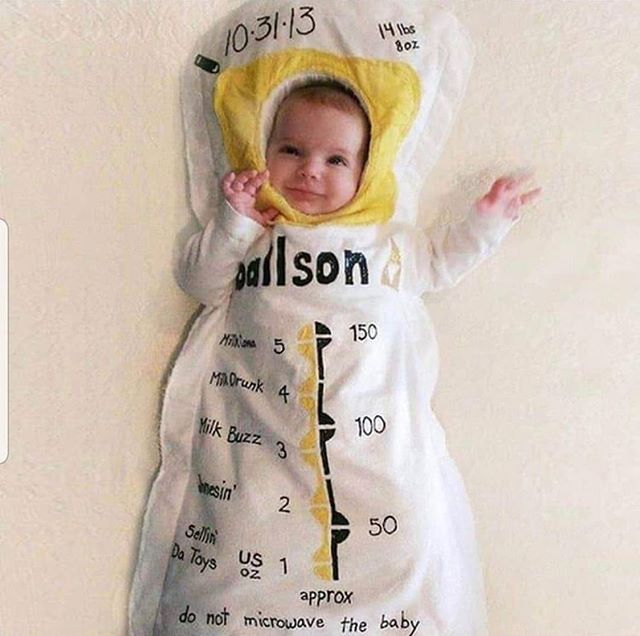 Best baby Halloween costume ever!? I think so!