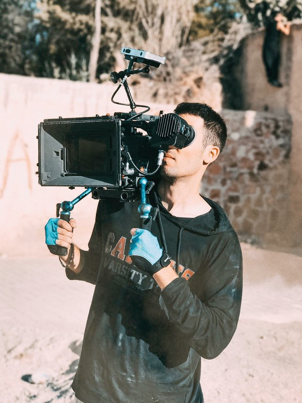 J. A. Moreno - J. A. Moreno is an award-winning Spanish music video director based in Los Angeles (USA). He has worked with artists such as Andrés Calamaro (3x Latin Grammy Award-Winning), Blasterjaxx, Juicy M, Alison Wonderland, Luka Caro, Fernanda Martins, Joe Stone, Marsal Ventura and Esty Leone, as well as collaborated with labels such as Warner Music, Sony Music, Universal Music, Spinnin' Records and Audiocode Records.