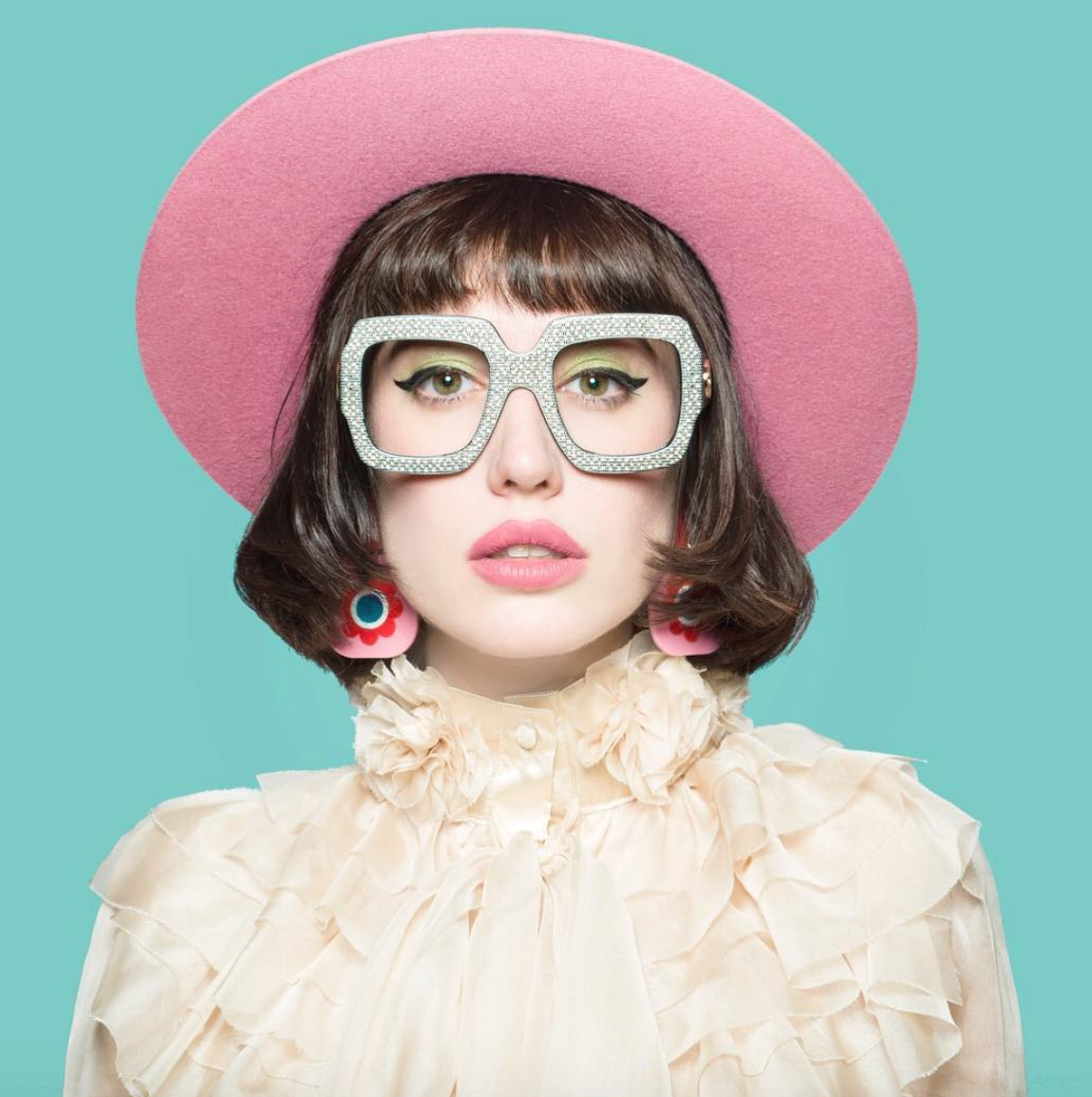 Fashion NerdDesigner & Blogger - Amy is an Eyewear Designer at Betty and Veronica, CEO & Founder at FashionTap App, Fashion blogger at A Fashion Nerd and Los Angeles Blogger and Designer of AmRoi Designs.
