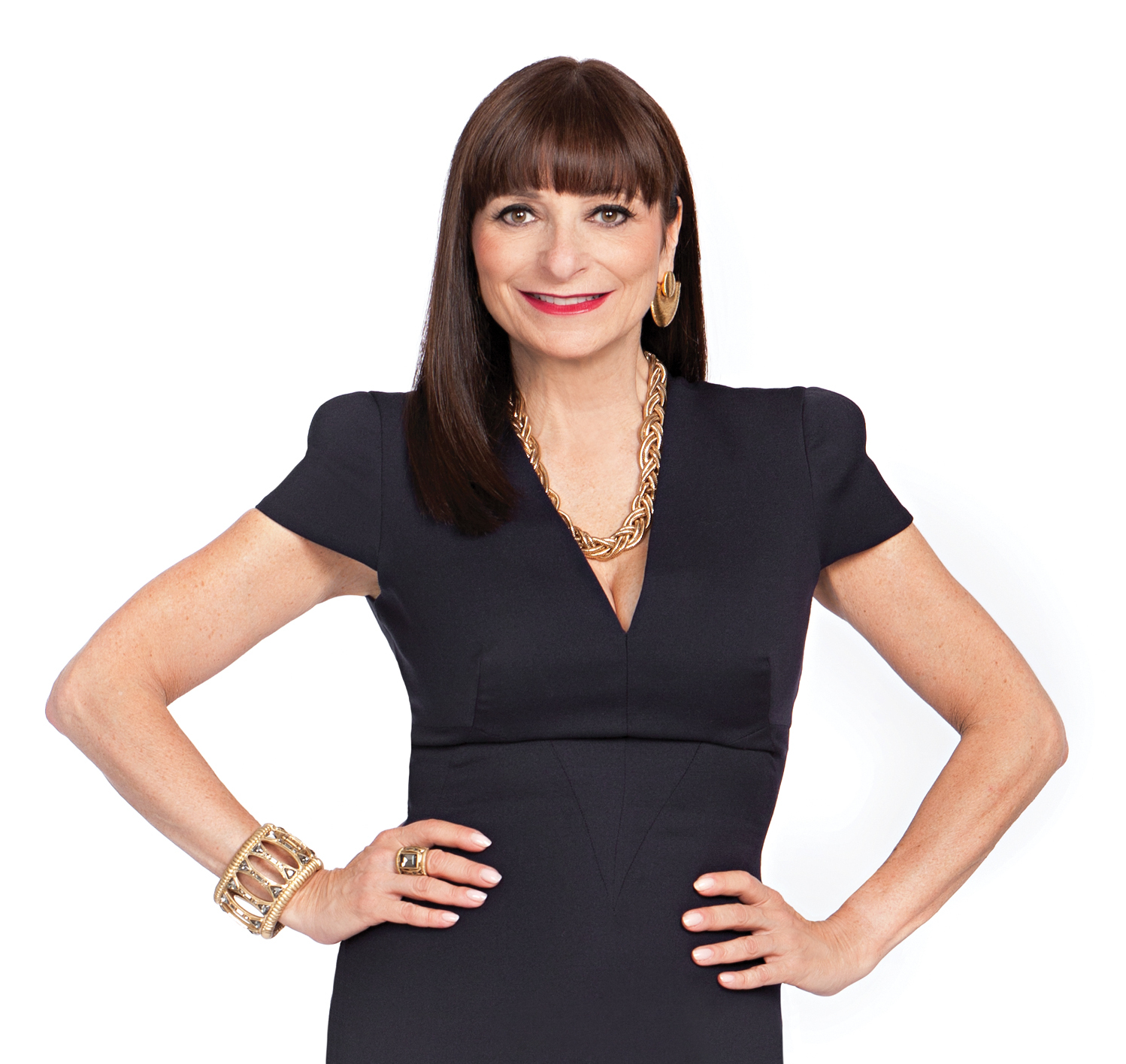 """Journalist, media personality and fashion entrepreneur - Jeanne Beker started her career as an actress, but moved into radio and then television as co-host of the ground-breaking series, The NewMusic, and entertainment anchor on CityPulse News. She went on to become the host of the internationally syndicated Fashion Television (FT), which aired for 27 years and had viewers in more than 130 countries. Jeanne is the former editor-in-chief of FQ and SIR magazines, and author of five books, including her 2010 autobiography, Finding Myself in Fashion. Jeanne was a contributing editor of The Toronto Star, The Kit, and a columnist for Metro, The Globe and Mail and Post City magazine. She also writes for a number of lifestyle publications. Her fashion and editorial credits include her clothing line, Edit by Jeanne Beker, as well a number of product lines, including shoes, jewelry and sunglasses. Jeanne was recently named Style Editor of The Shopping Channel, and hosts a regular series for the channel entitled """"Style Matters with Jeanne Beker"""". Her numerous awards include her appointment to the Order of Canada in 2014 for her support of the Canadian fashion industry; the 2012 Canadian Award of Distinction from the Banff World Media Festival; and being honoured with a Canadian Screen Achievement Award for the role she played in changing the way Canadians watch television."""