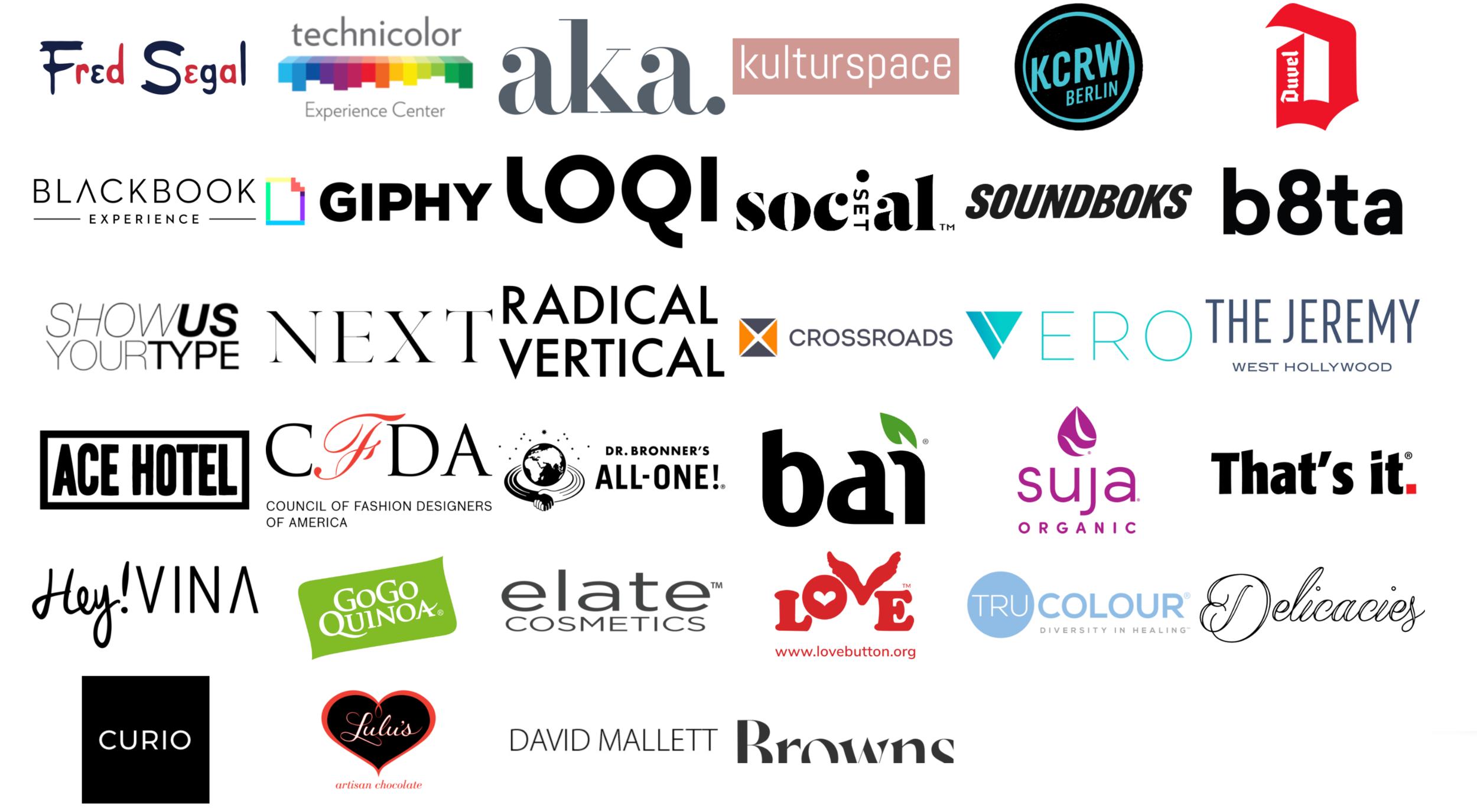 2018 Partners -