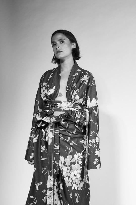 Giulia Achenza - Born in Sardinia. In 2014 she graduates in Fashion Styling at IED Moda in Milan.