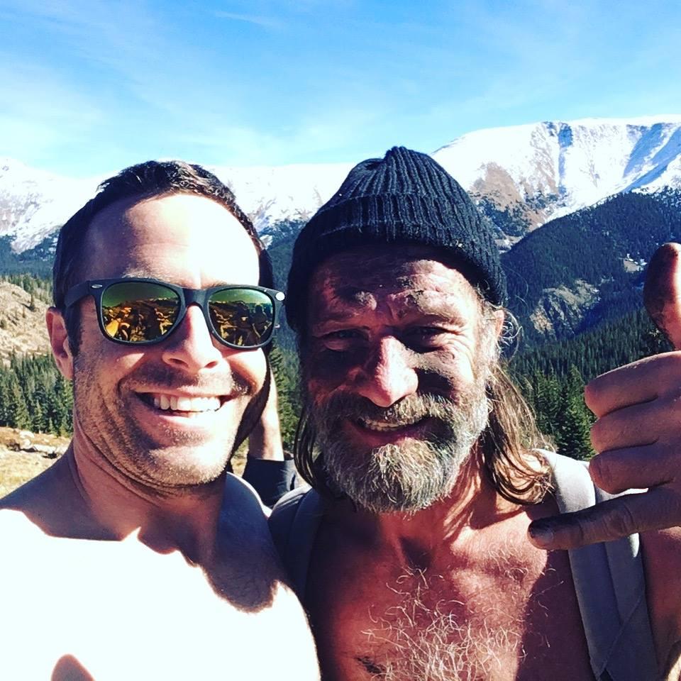 Jard & Wim training together a fee