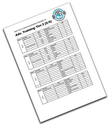 Advanced Plan - Tiers I, II & III