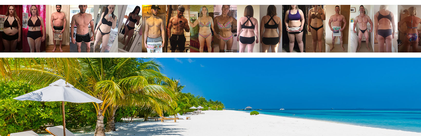 Join the transformation! - Next 12 Week Transformation Starts May 13th 2019!