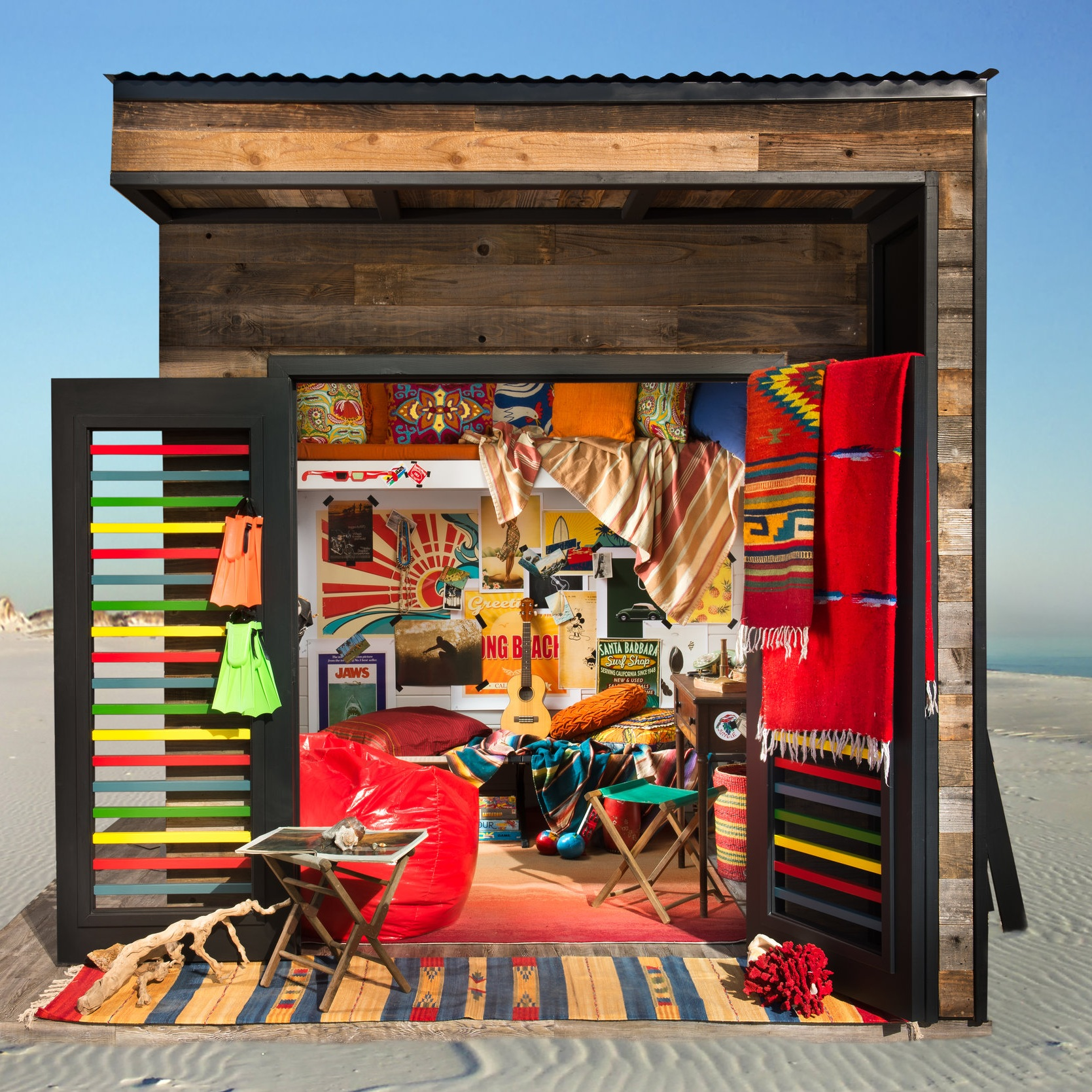 Boho Playhouse -