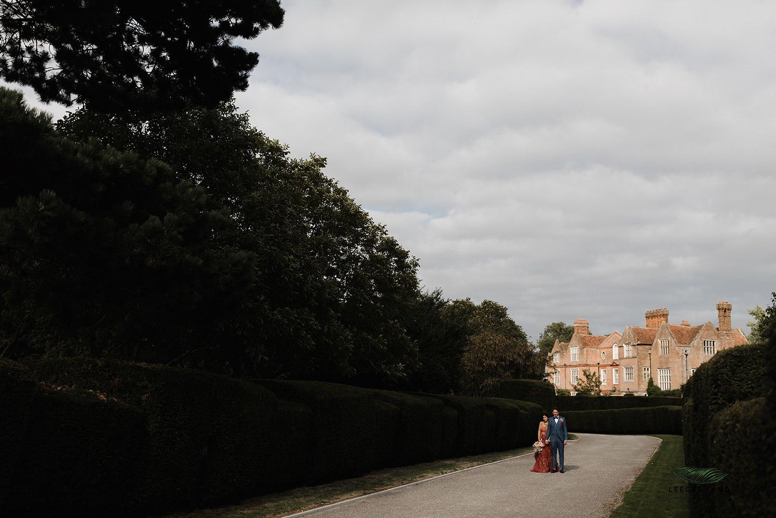 Knowlton Court, Kent, England.
