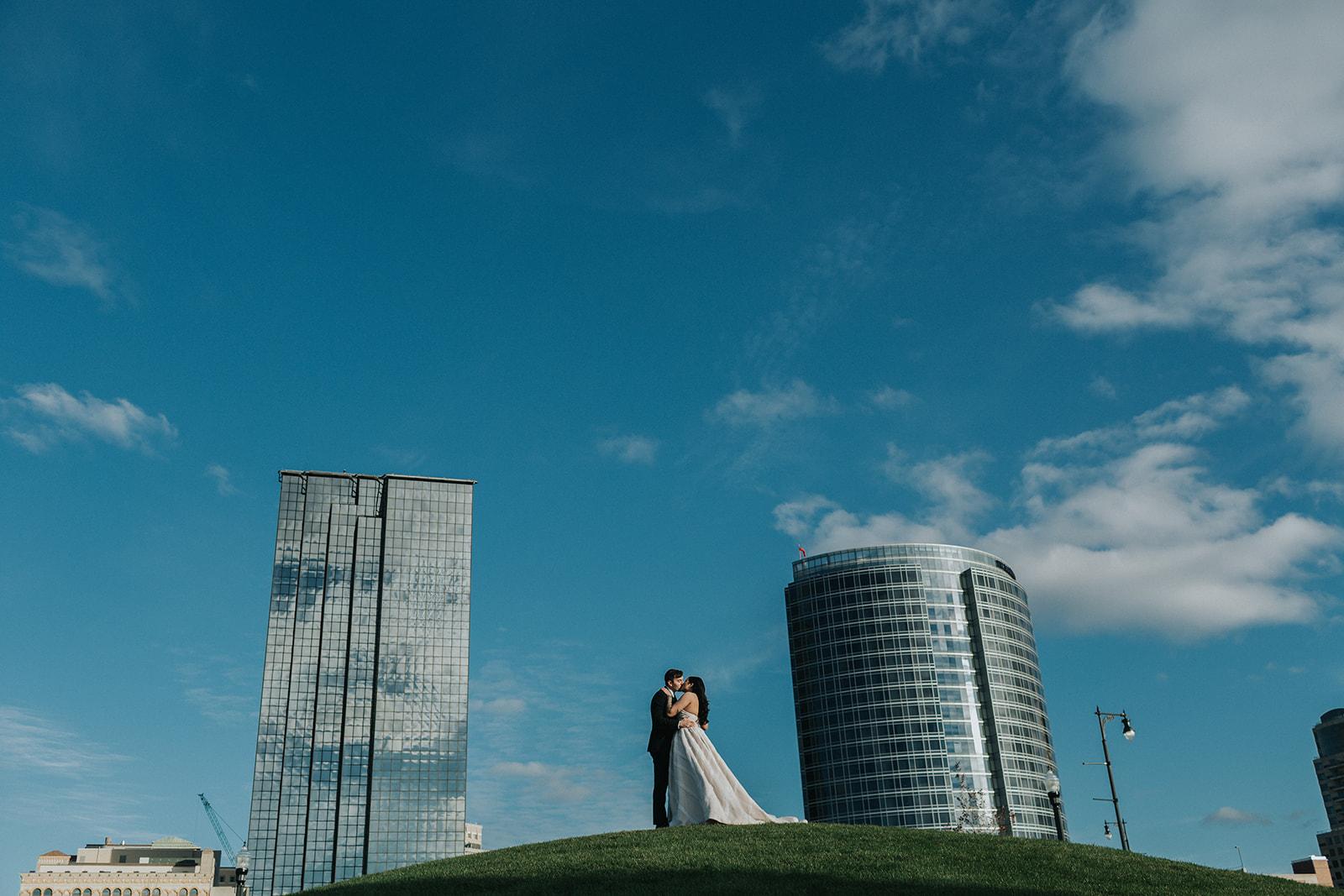 Grand Rapids Wedding Protea Rising9jpg