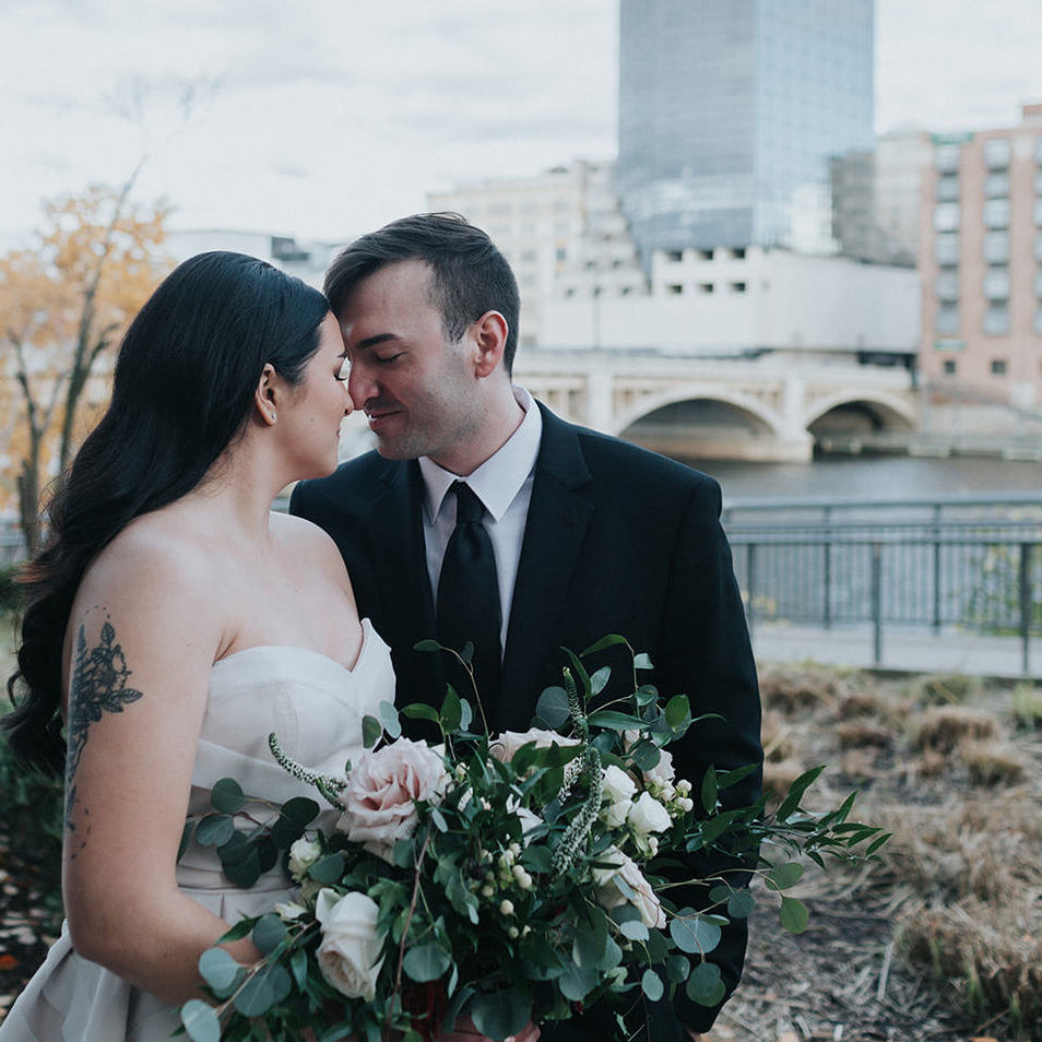 Megan Holder - Former brideSamantha exceeded all our expectation. You can tell she is so passionate about what she does. We received so many compliments on all the florals at our wedding.