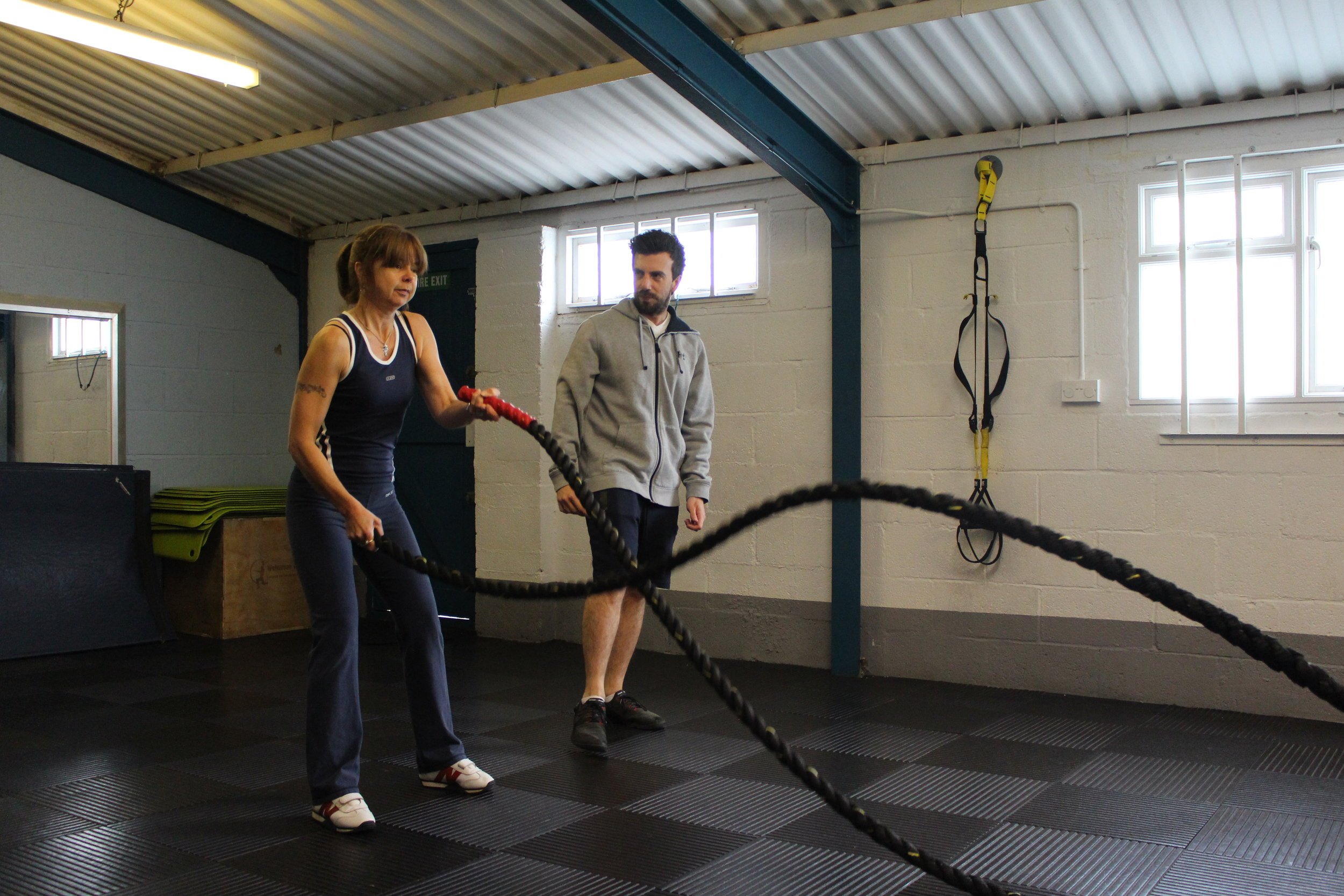 Copy of Personal Training in Frome