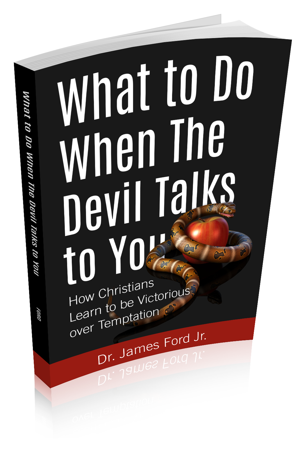 """""""Pastor Ford writes like he speaks if you've ever seen or heard him preach....it's a joy and filled with Godly insight and humor!!""""     —Amazon Reviewer"""