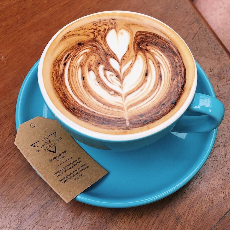 mocha viennese - Espresso blended with hot creamy milk and chocolate