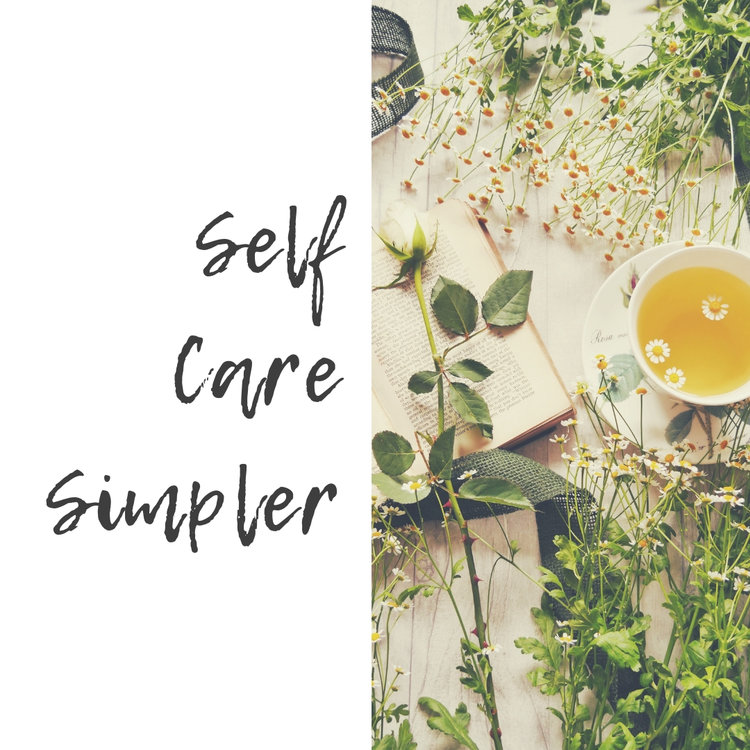 Self-Care Simpler - In a world focused on the continual expectation of achievement, self-care can be a transformative practice, a remedy which reminds us: caring for ourselves is caring for all of Life. Guided by honesty, intuition, delight and the longing that speaks to each of us in a different voice, radical self-care plugs us back into ourselves, one another and is, ultimately, the difference between sustainability and burn--out.In this circle you will: learn to engage self-care in any moment (rather than only during