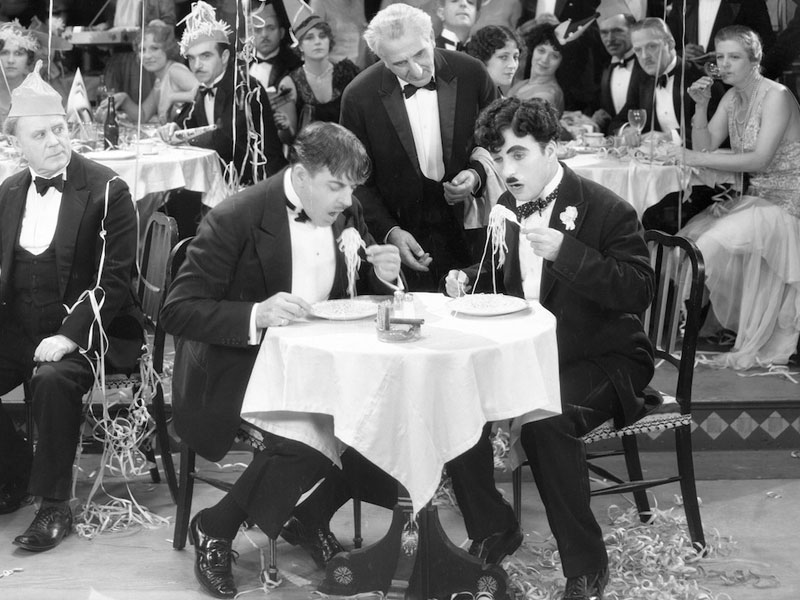 13 Classic Pasta Moments in Film History - SAVEUR