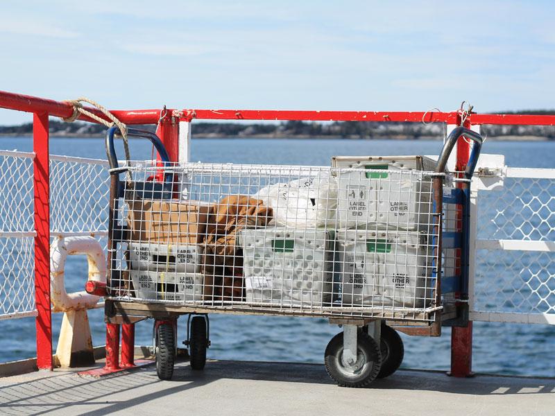 Maine's Casco Bay Islands by Mailboat - CONDÉ NAST TRAVELER