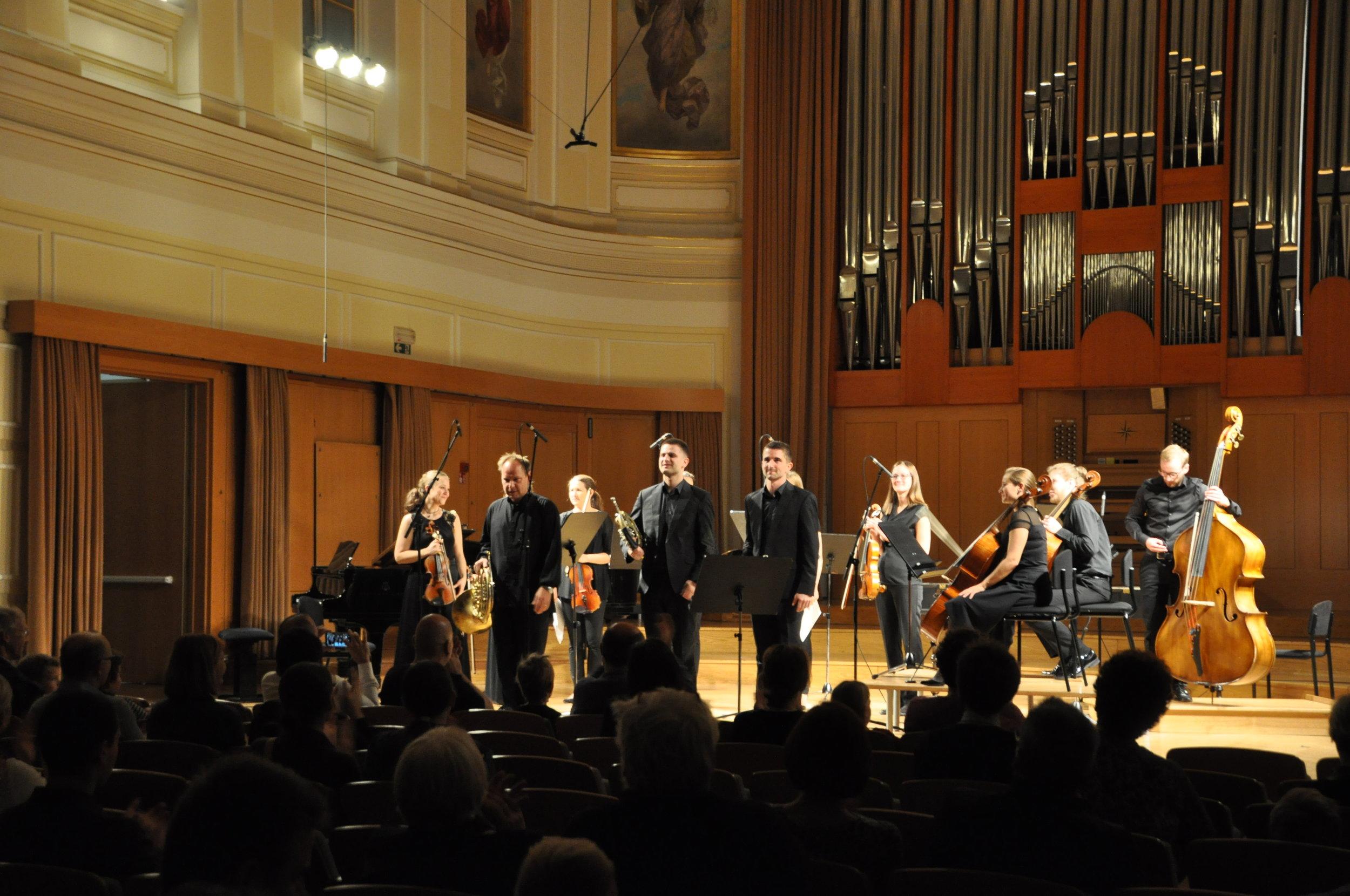 Koncert II - Boštjan Lipovšek & Co.