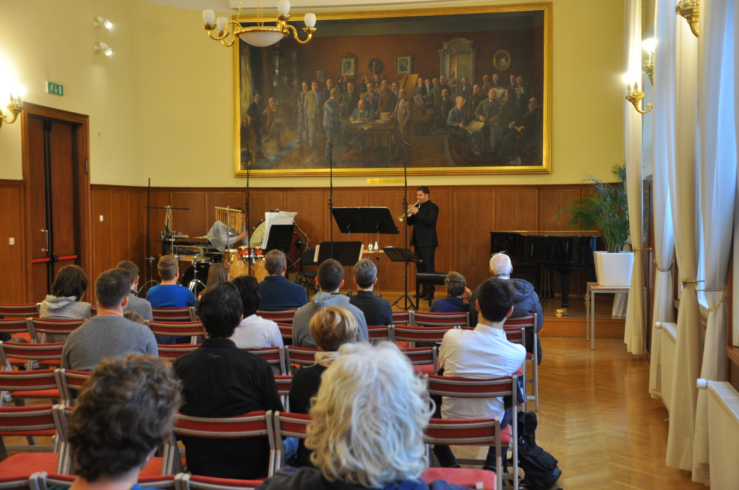 Koncert III - Faillaci, Bogolin, Kosem & Leben