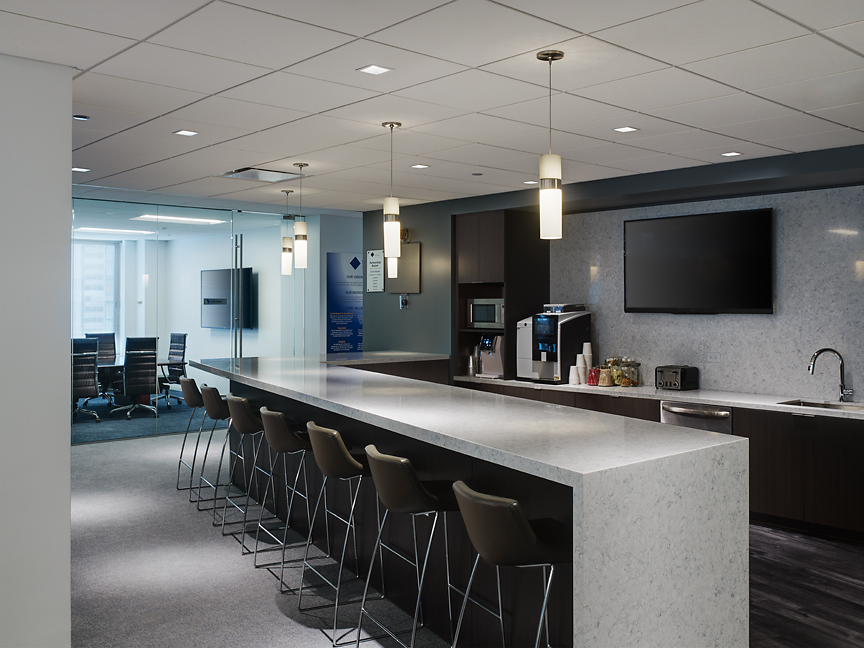 Confidential Investment Group Offices | 1 East Wacker Drive | Chicago