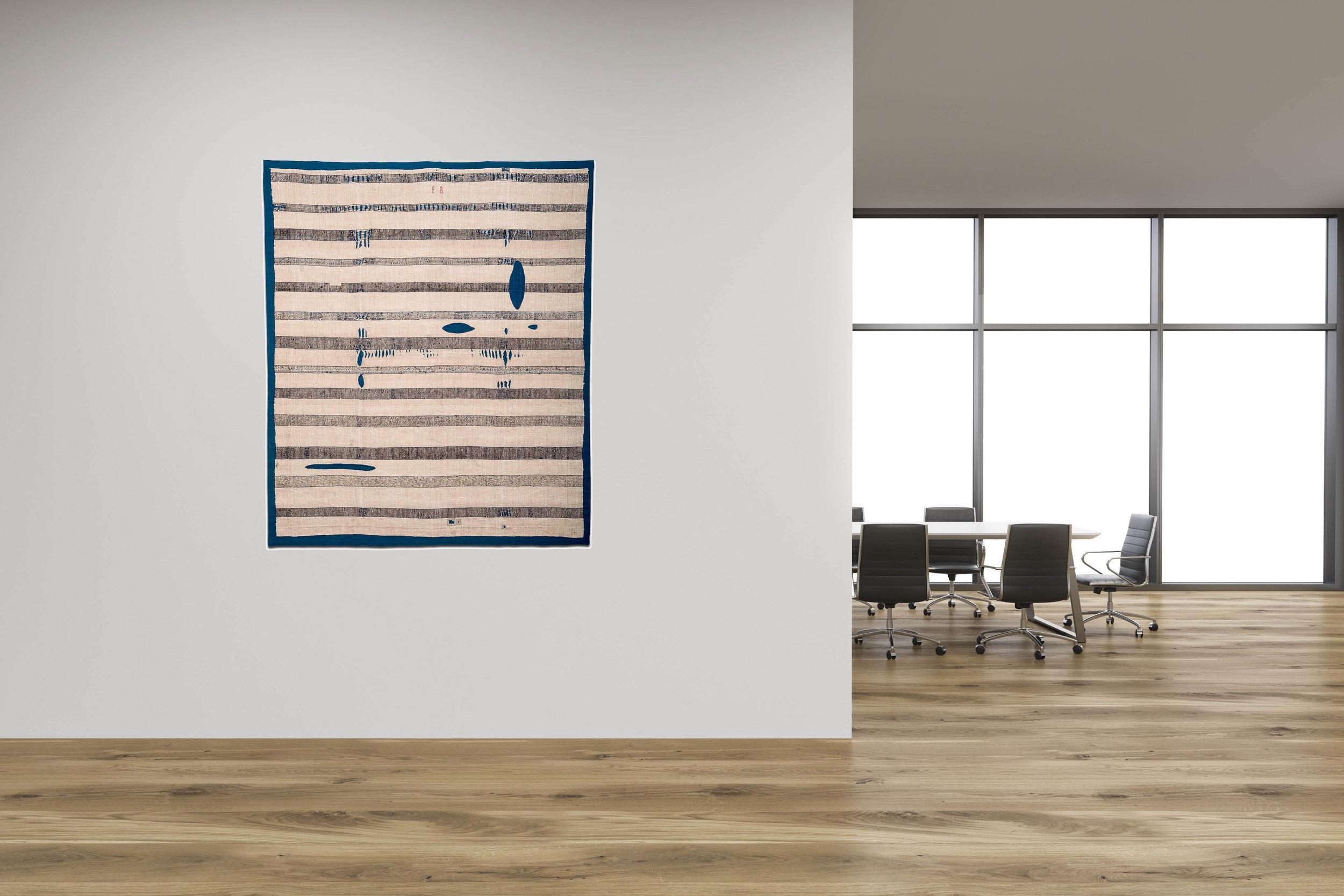 Claire Benn's textiles in an office space.jpg
