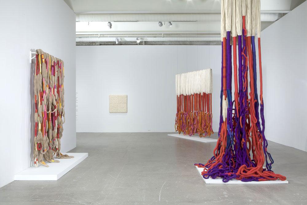 Sheila Hicks, 'Persimmon Tree'
