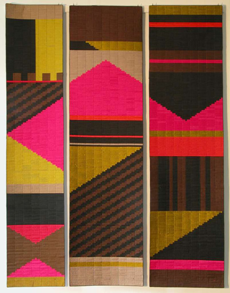 Lucienne Day, 'Three Daughters of Mexico'