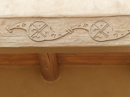 Carved Lintel