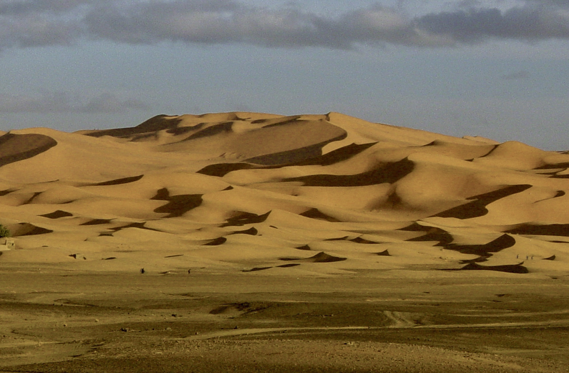 The deserts of Southern Morocco