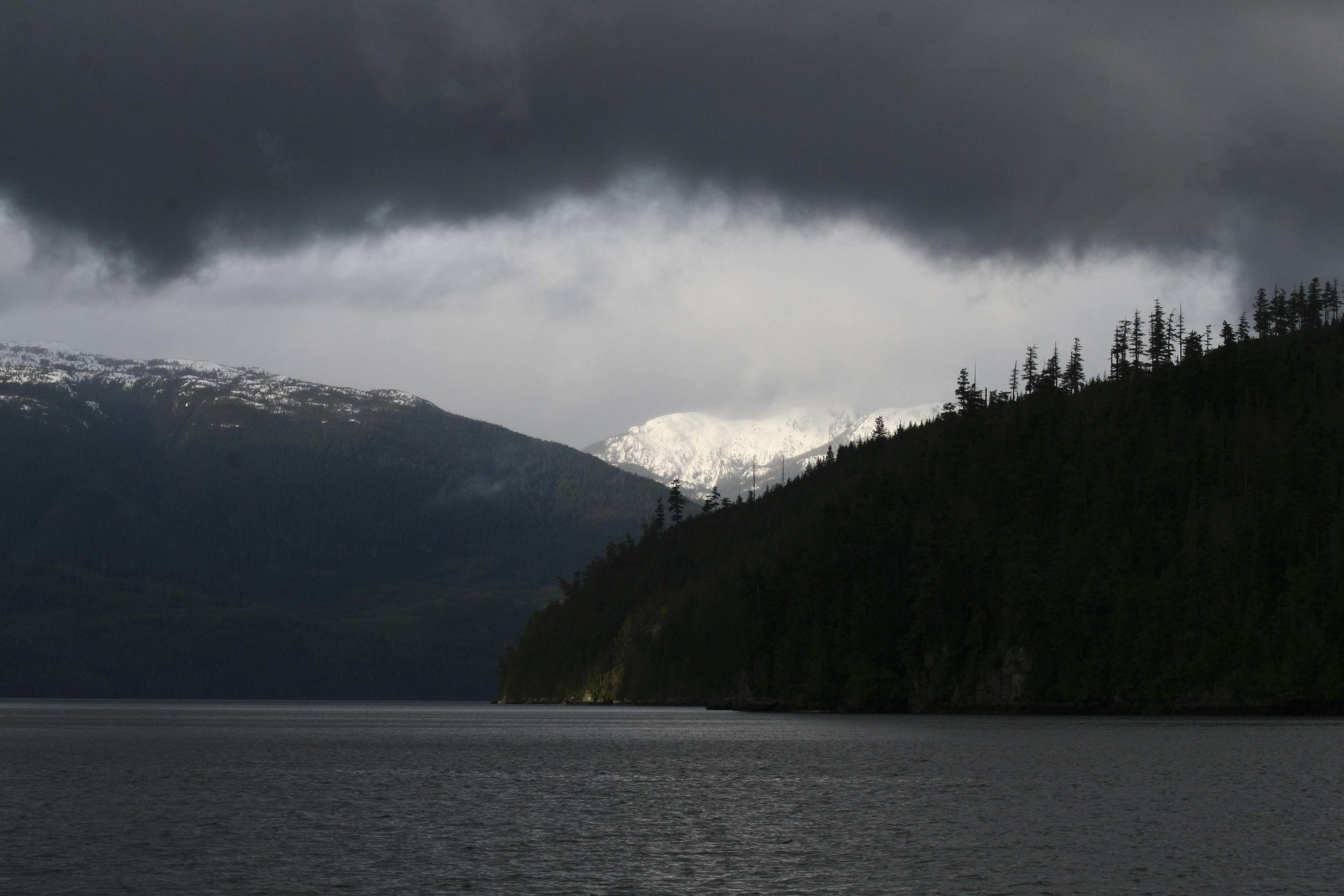 Alaskan Storm