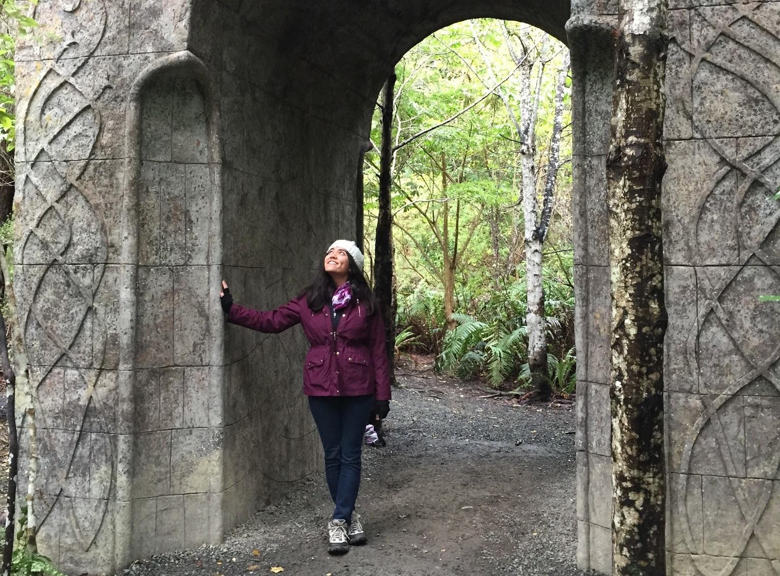 Rivendell, Kaitoke Regional Park, New Zealand
