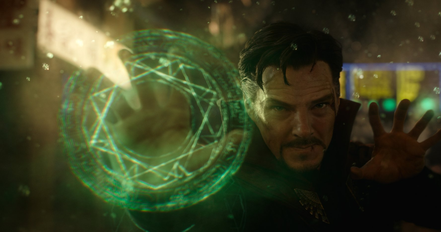 Doctor Strange.  Image  via .