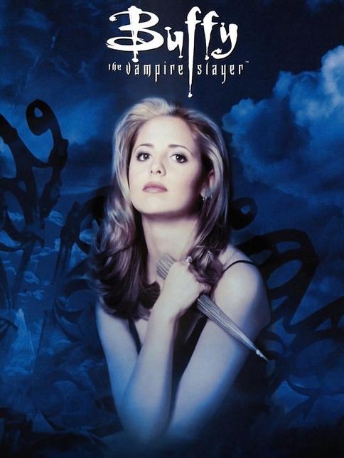 My OG, Buffy . Imag  via