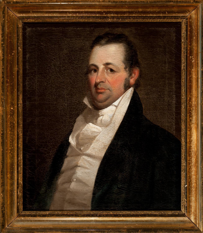 U.S. Senator John Pope