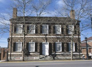 The Mary Todd Lincoln House