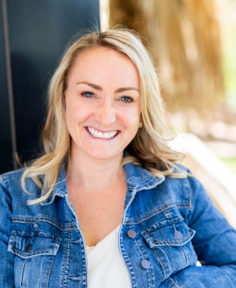 Our founder, CEO and adoption advisor, Katie Zimmerman