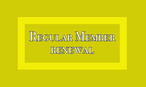 Click to Renewal Annual Membership