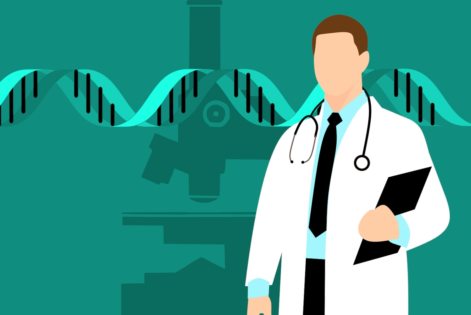 The majority of people would support genome editing in the context of curing diseases -