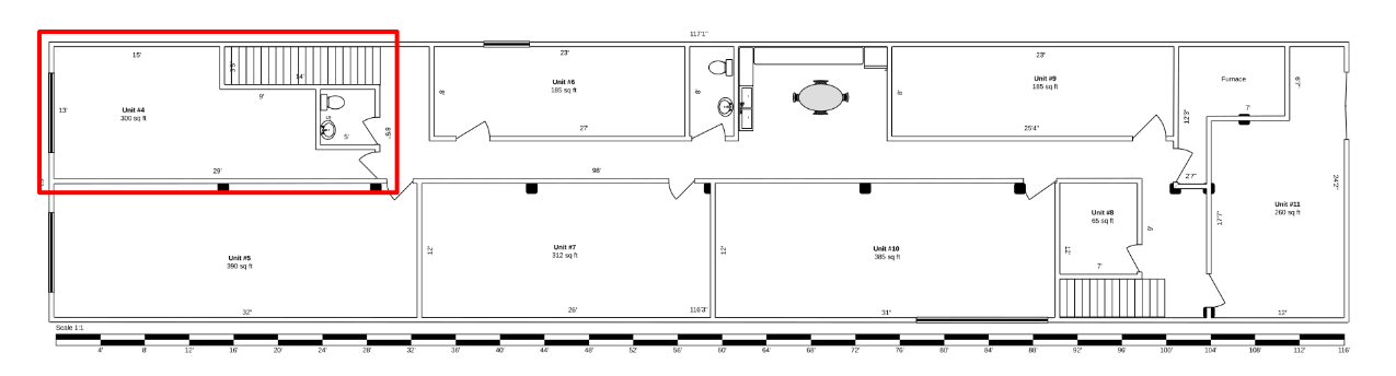 Floor-plan-unit-4-second-floor