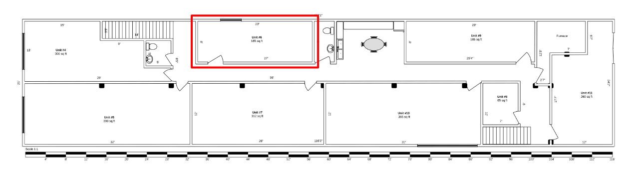 Floor-plan-unit-6-second-floor