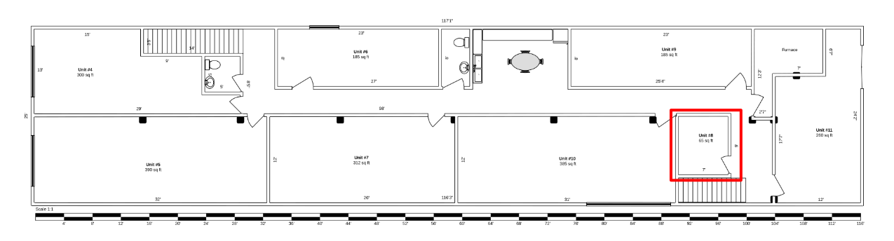 Floor-plan-unit-8-second-floor