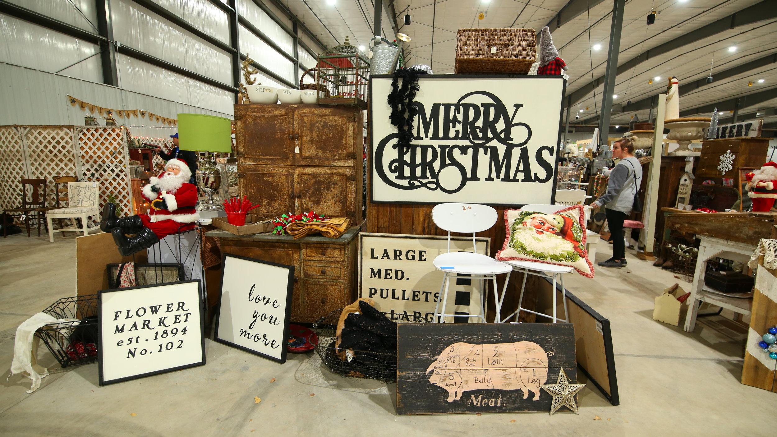 2017 Vintage Christmas Market